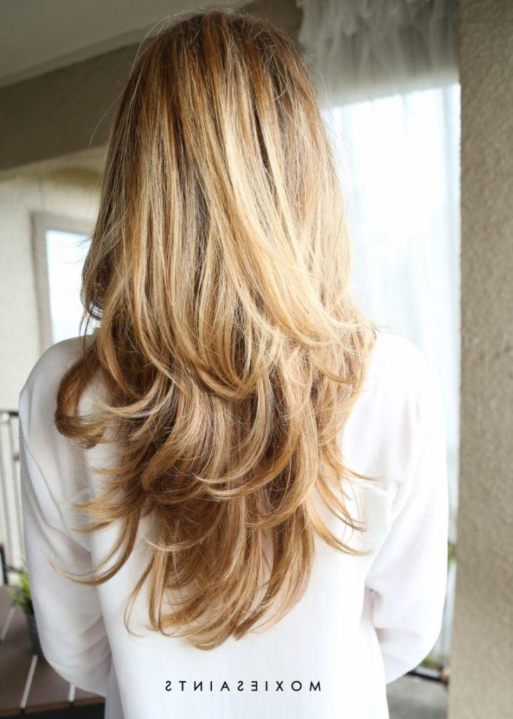 Layered Long Blonde Hair 1000 Ideas About Long Layered Haircuts On Pinterest Haircuts Long Layered Haircuts Blonde Haircuts Layered Haircuts