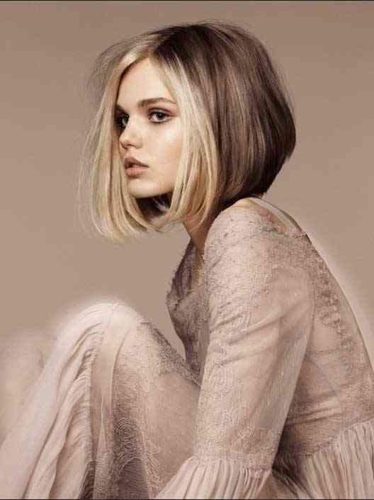Frisuren Frauen Dunkelblond #dunkelblond #frauen #frisuren ...