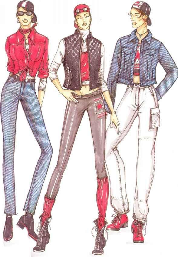 Fashion Design Figure Drawing Fashion Design Fashion Design Drawings Structured Fashion