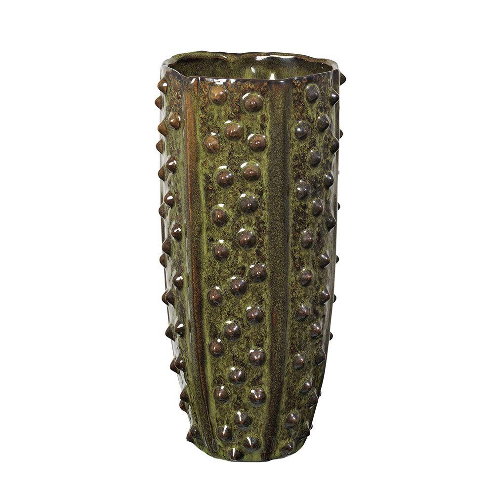 Prik vase cm oil green broste copenhagen déco design