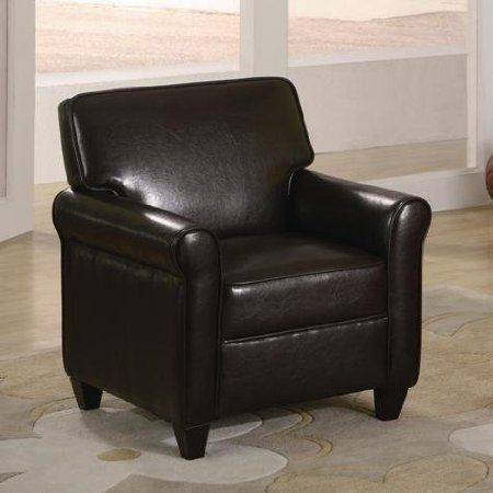 Awesome Espresso Kids Chair Seat Childrens Brown Leather Like : The Real Thin But  Smaller.