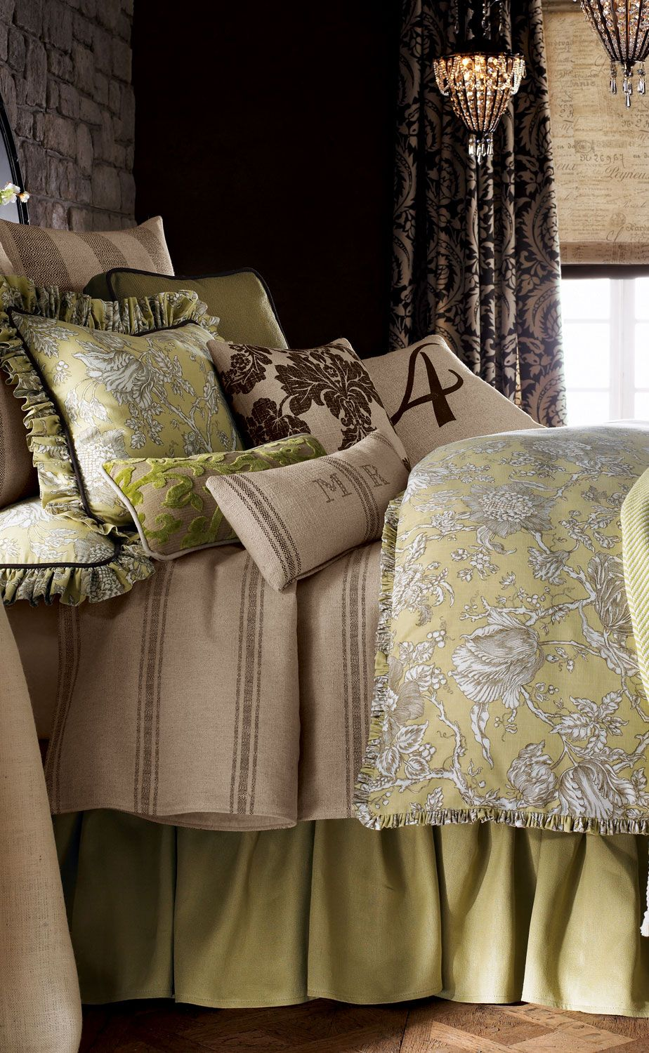 Bed And Bath Master Bedroom French Country Bedding