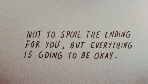 happy endings.
