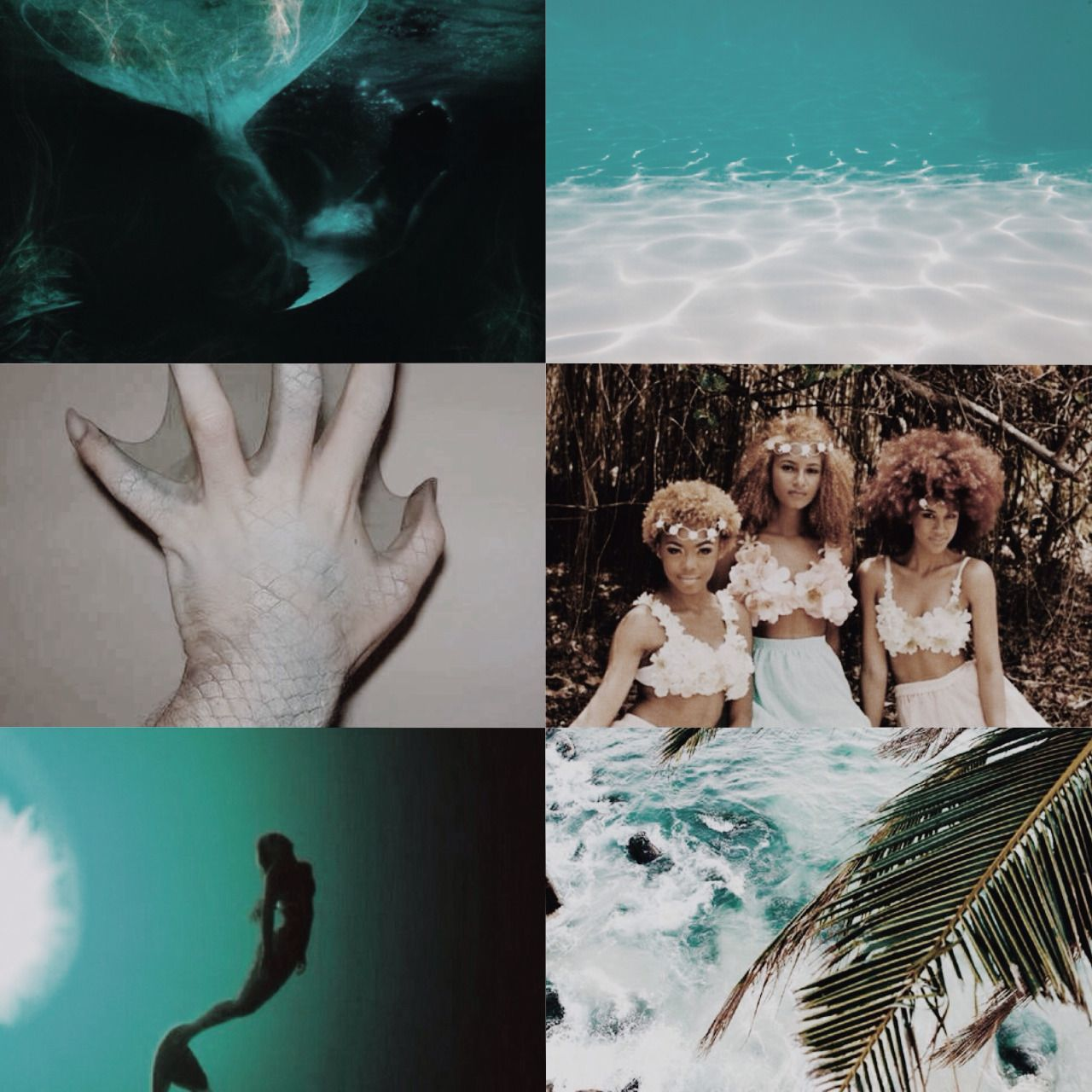 """Hp Aesthetic: Mermaids From The Great Lake  """"I just absolutely love how you all still think we're just beautiful and harmless creatures."""""""