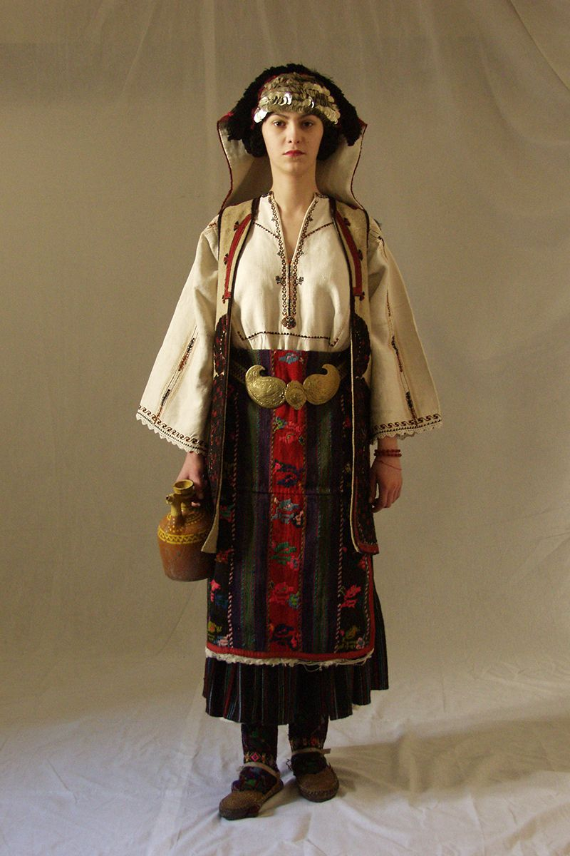 Zavi Ajni Muzej Knja Evac Serbian Traditional And Modern Folk Costume Pinterest Serbian