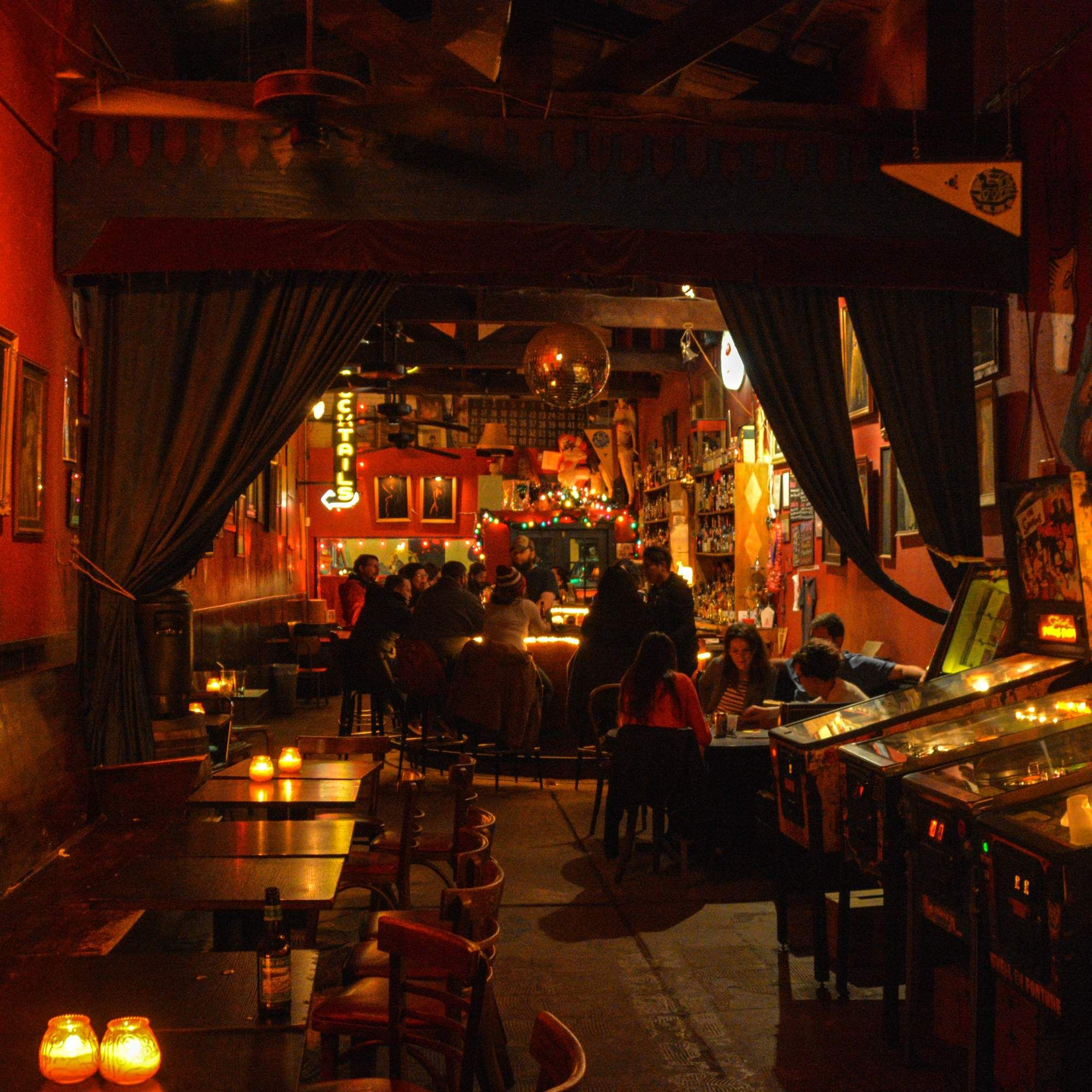The Best Dive Bars in Houston | Pinterest | Bar, Prohibition bar and ...