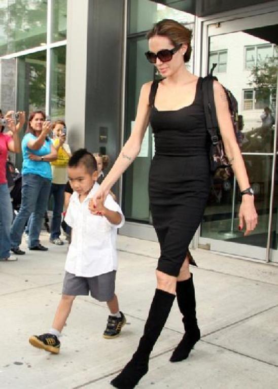Angelina Jolie: \