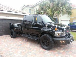 2005 Gmc Topkick C4500 Ironhide Clermont Fl Free Classifieds In Usa Custom Trucks Trucks Gmc Trucks