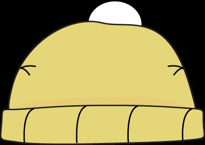 Yellow Winter Hat Green Winter Hat Winter Hats Clip Art
