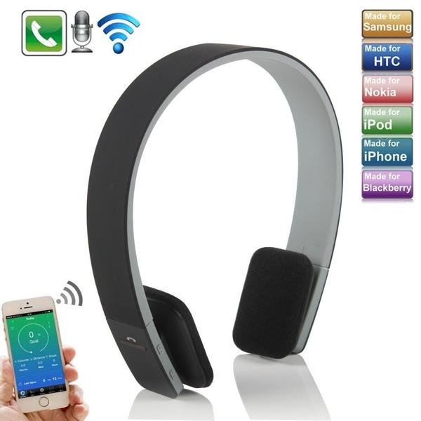 Aec Bq618 Bluetooth Headset Wireless Headphone With Hands Free Wireless Headphones Ipod Bluetooth