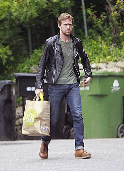 Ryan Gosling...wearing Red Wing boots... | You're Pretty ...