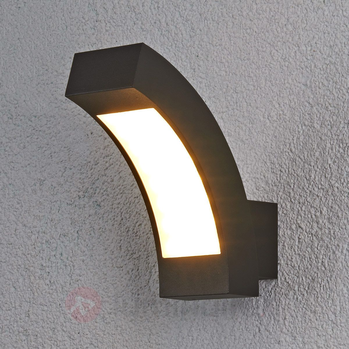Applique d 39 ext rieur led lennik ip54 for Applique exterieur