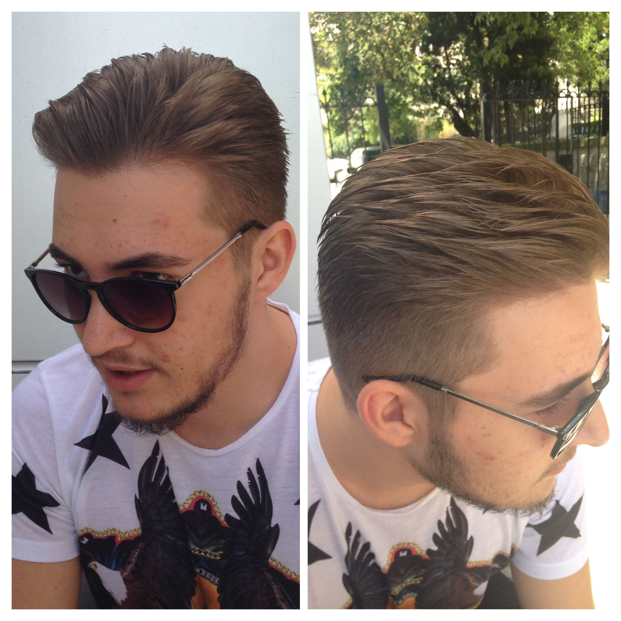 Men haircuts short pin by erkek kuaförü Özcan tekcan on erkek saç modeleri  pinterest