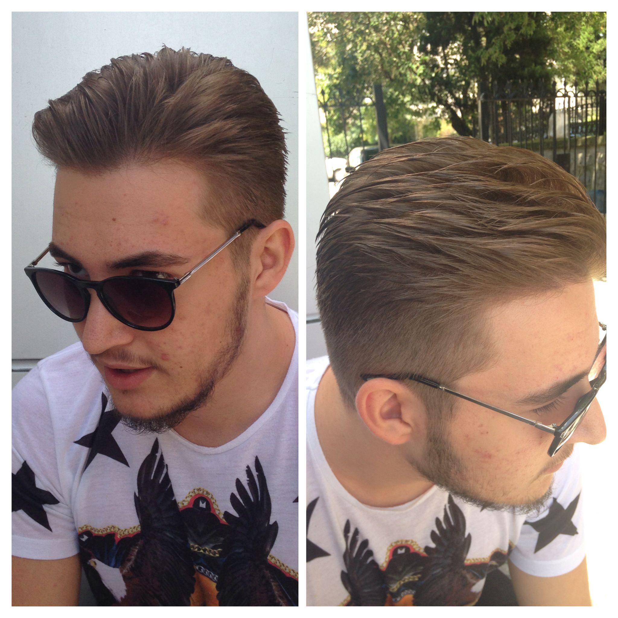 Pinterest mens haircuts pin by erkek kuaförü Özcan tekcan on erkek saç modeleri  pinterest