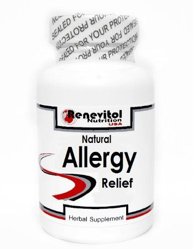 natural allergy relief 90
