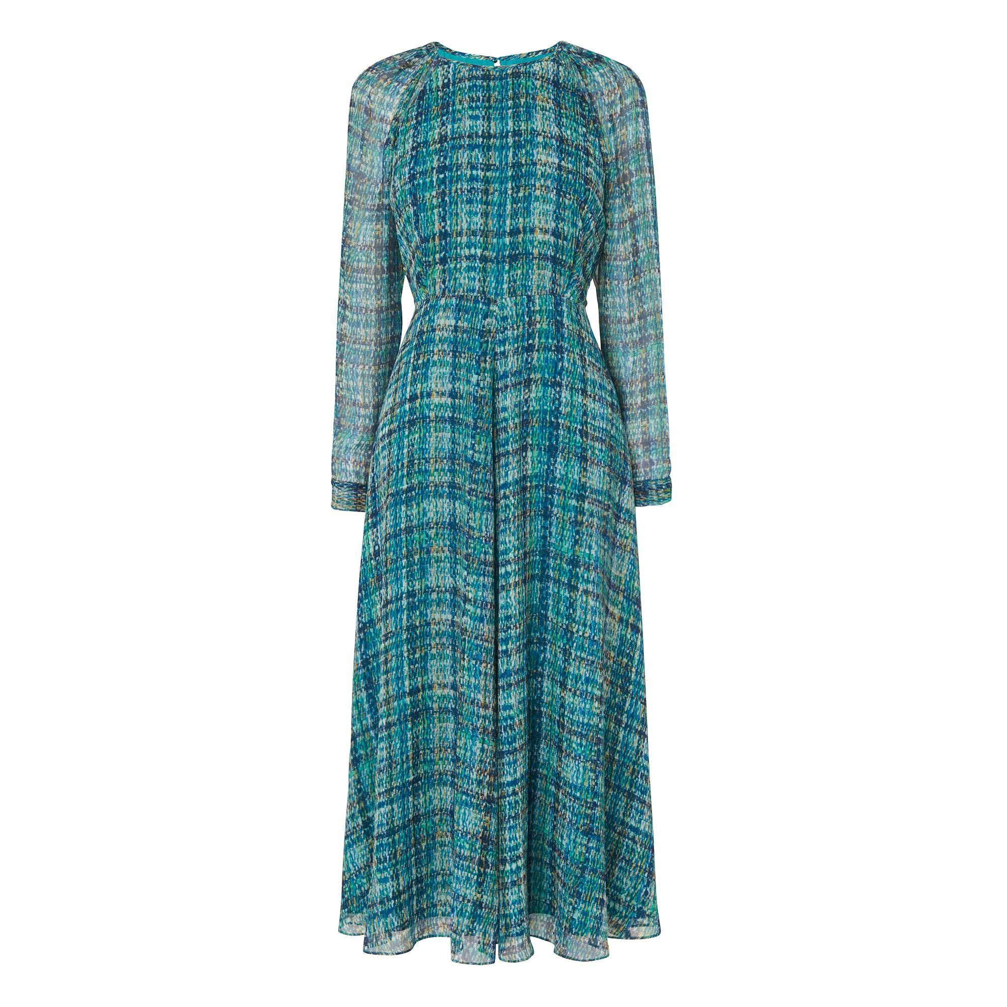 Magda Silk Dress | Dresses | Clothing | Collections | L.K.Bennett, London