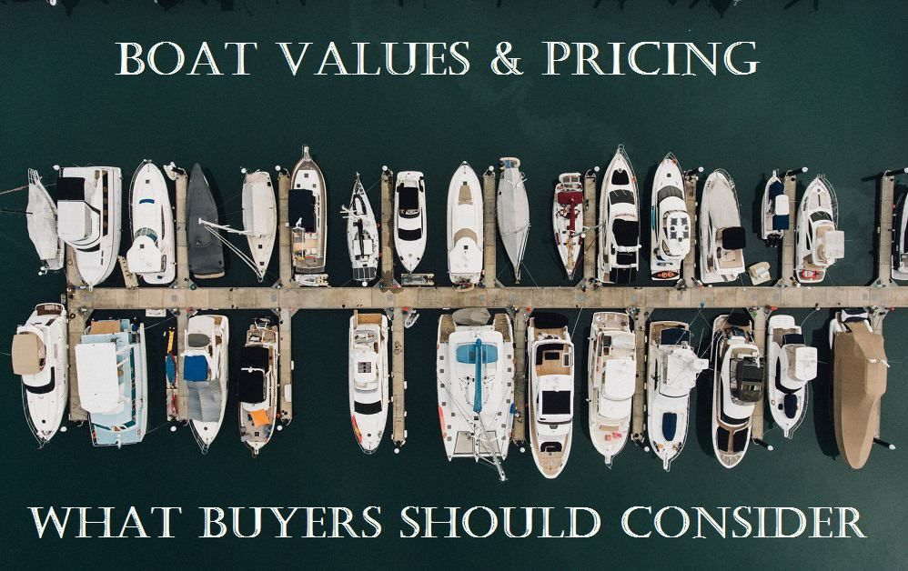 Boat values How to caclulate when not listed in NADA