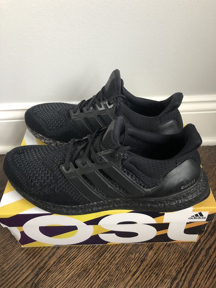 buy online 30ce4 beff1 Ultra Boost M S77417-BLK Size 10.5 #fashion #clothing #shoes ...