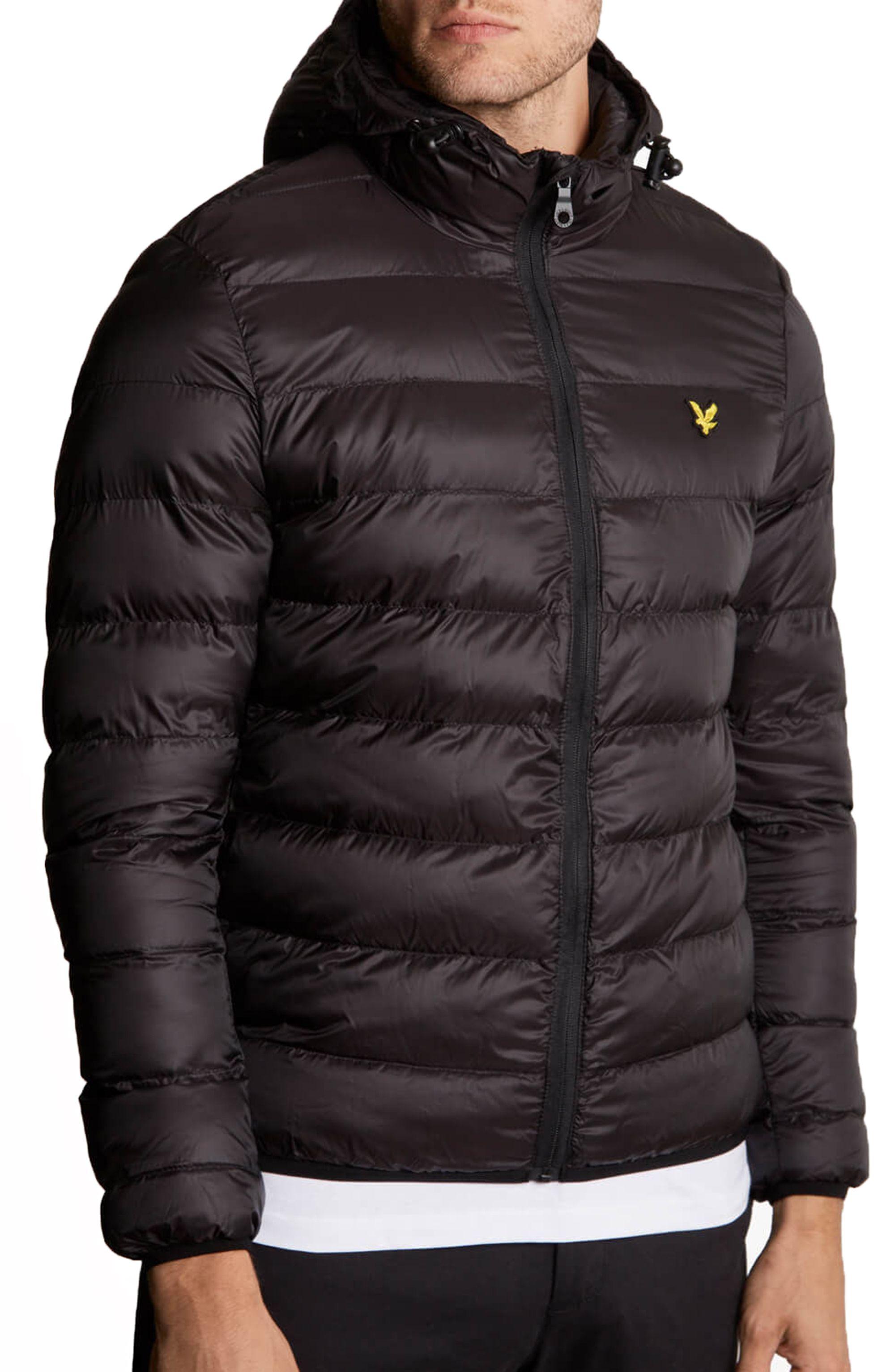 Lyle Scott Hooded Lightweight Puffer Jacket True Black Leather Jackets Online Mens Puffer Jacket Jackets [ 3067 x 2000 Pixel ]