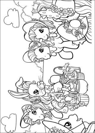 my little pony ausmalbilder | my little pony coloring, horse coloring pages, pony drawing