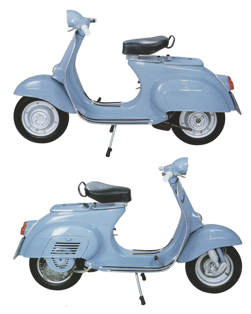 Vespa I Had One Of These Same Colour In Loved It With Caveat If Even Looked Like Rain Id Be Removing The Spark Plug Every 10 Miles To Dry