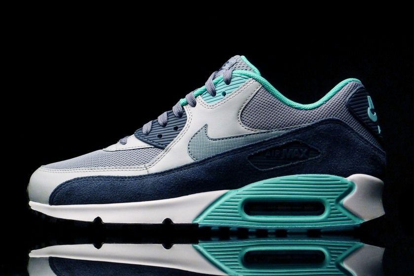 half off 2dc63 75e95 Nike Air Max 90 Essential – Blue Graphite   Wolf Grey   Air 23