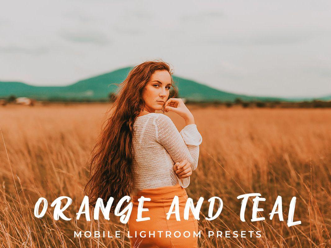 Free Orange And Teal Mobile Lightroom Presets Lightroom Presets Free Lightroom Presets Tutorial Lightroom Presets Portrait