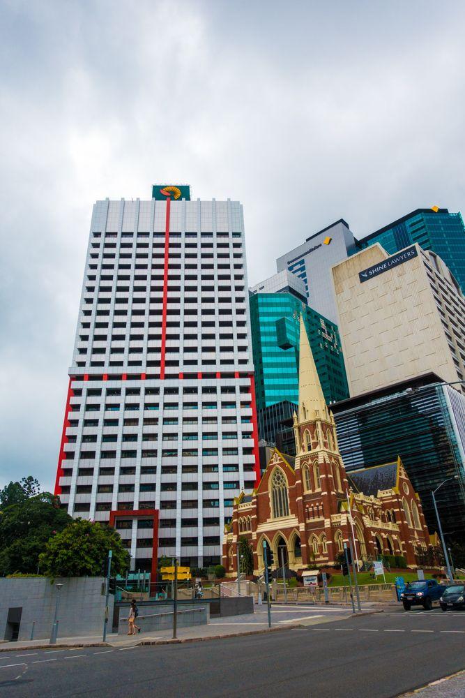 Nice Contrast in Brisbane