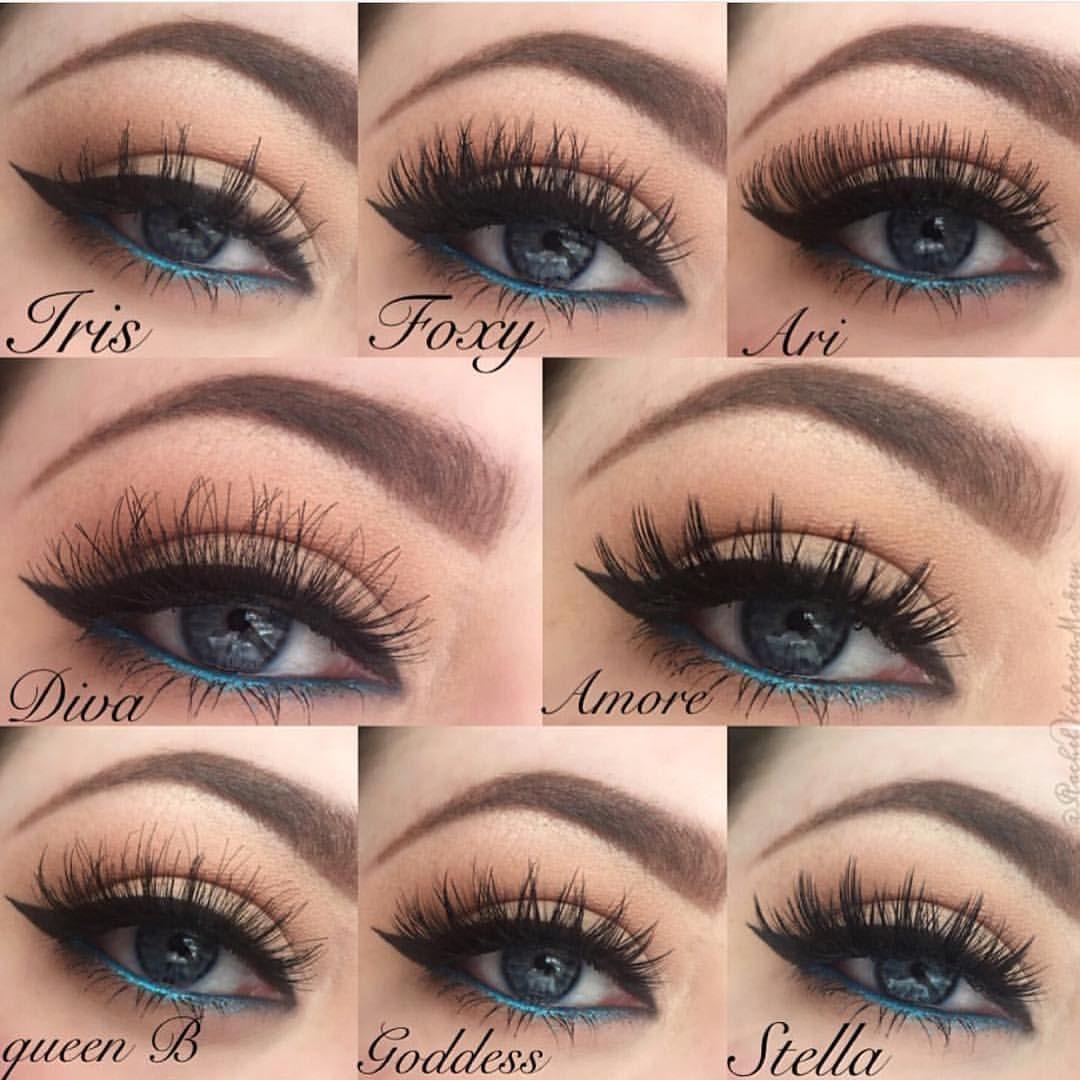 Amore and goddess koko lashes | Beauty | Koko lashes, Eye