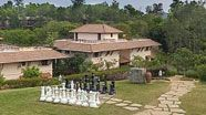 Club Mahindra Coorg Resort Outdoor Structures Pergola