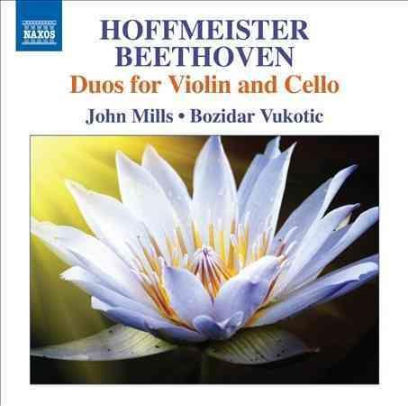 Bozidar Vukotic - Beethoven/Hoffmeister: Duos for Violin & Cello