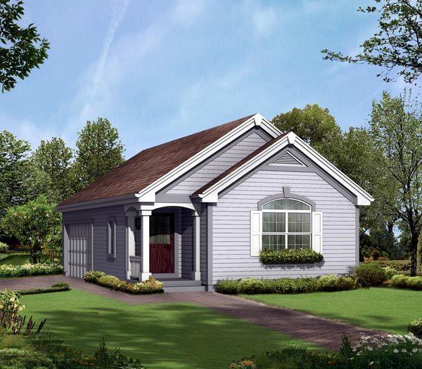 2 Car Garage Plan Number 95933 Garage Door Design Garage Plans Garage Apartment Plans
