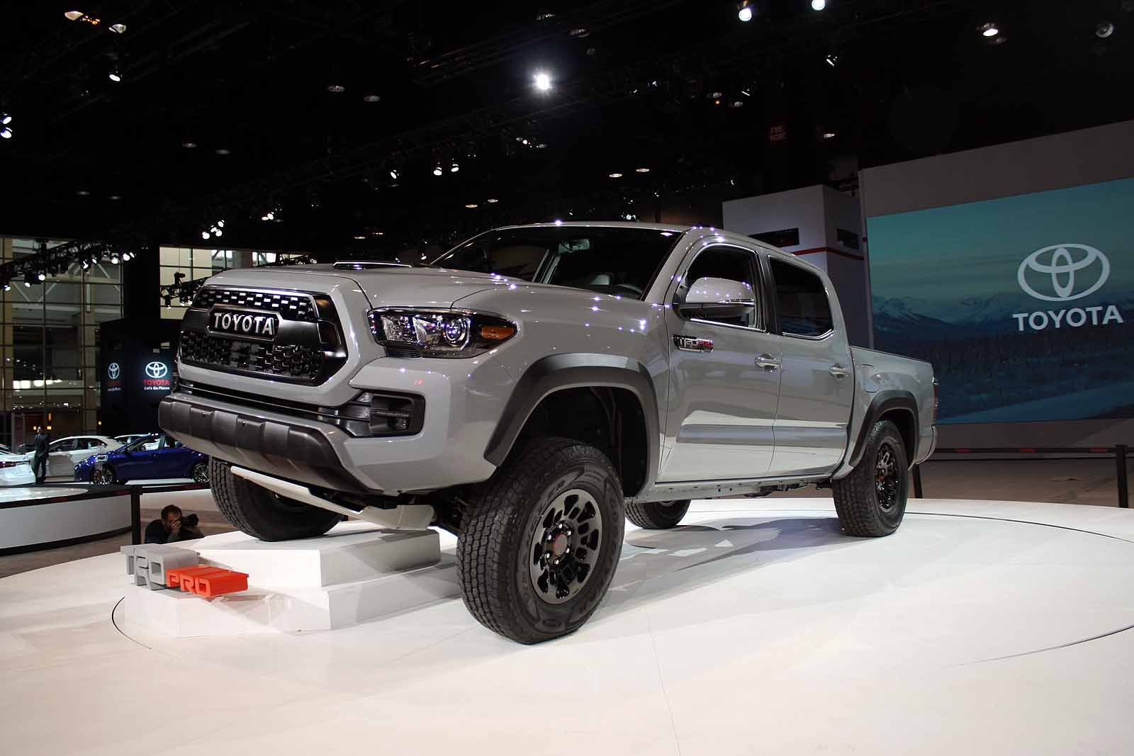 2017 Toyota TRD Pro; Specs. & Price Toyota