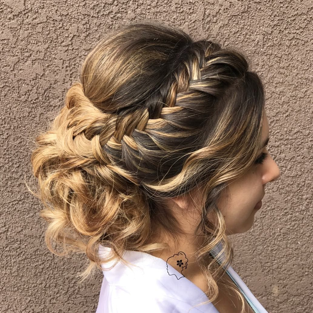 80 beautiful updos for women - best updo hairstyles of 2019