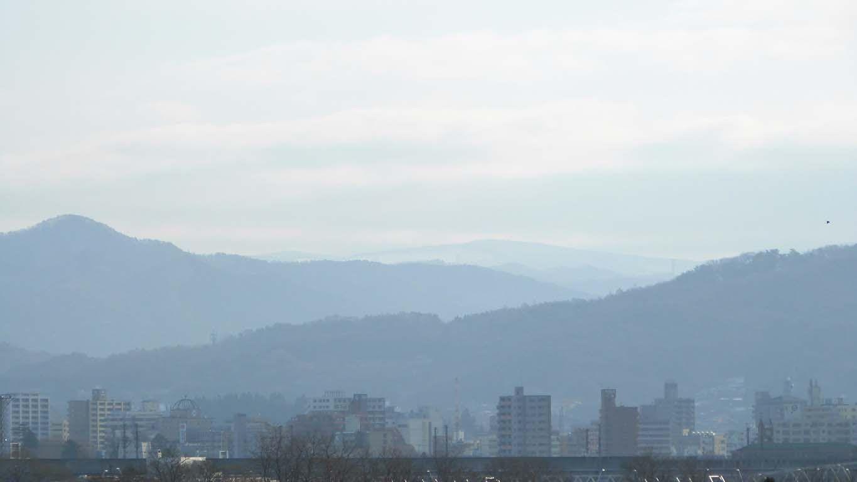 盛岡をぐるりと見渡す♪ 盛岡市中央公園から【60秒動画】