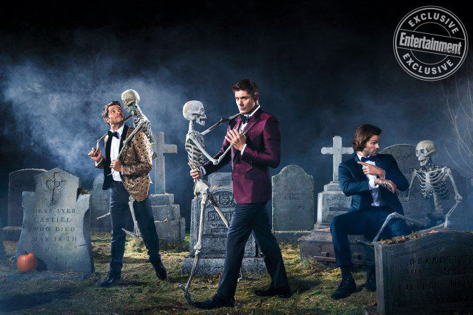 Supernatural cast Is making way for 'Team Free Will'