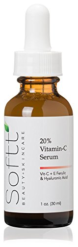 Softt Beauty Skincare Vitamin Serum