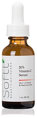 Softt Beauty Skincare Vitamin Serum
