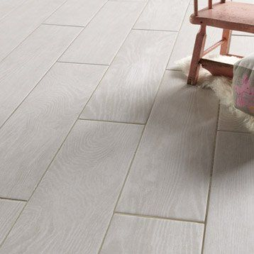 Carrelage int rieur tropic en gr s c rame maill blanc for Carrelage 93