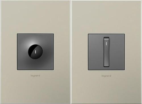 Legrand Modern Light Switches Adorne Collection 1 Light Switch Modern Light Switches Electrical Fixtures