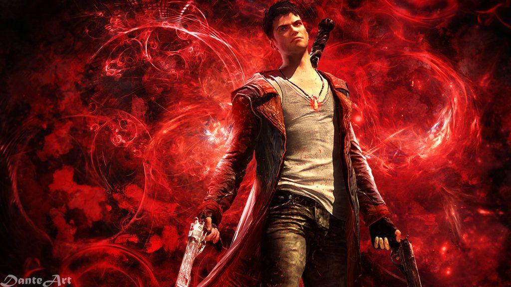 Devil May Cry Dante Wallpaper: Devil May Cry Nero HD Desktop Wallpaper : High Definition