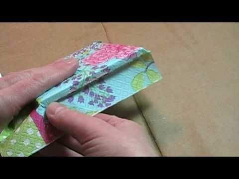 Decorative Tile Coasters Awesome Video Using Paper Napkins To Make Decorative Tile Coasters  Tile Decorating Inspiration