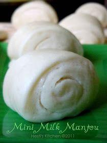 Hesti S Kitchen Yummy For Your Tummy Mini Milk Mantou Makanan Resep Makanan Dan Minuman