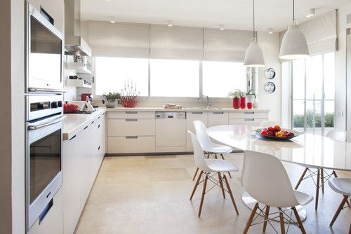 Ideas For Minimizing Features In A Modern Kitchen Design