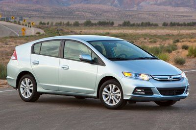 The 10 Most Fuel Efficient Cars Of 2014 New Pins Honda Insight