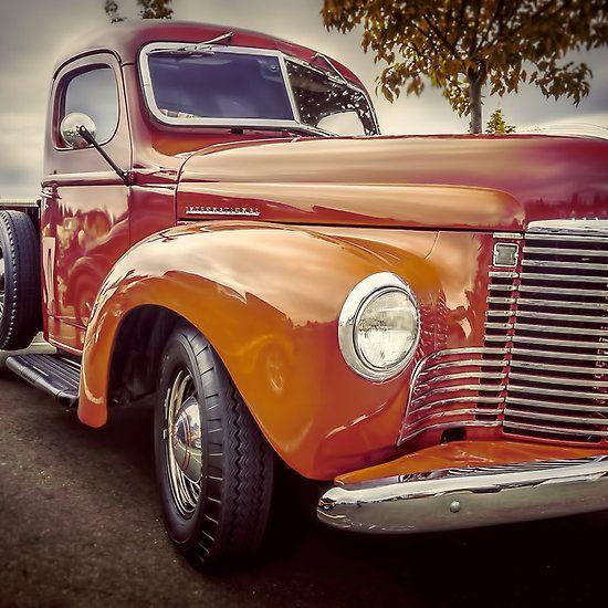 Pickup Trucks, Classic Cars