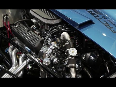 Videos sema 2016 blueprint and factory five car build blueprint engines announced at sema 2016 that they would partner with factory five to provide customers with a custom built solution to match their bespoke malvernweather Image collections