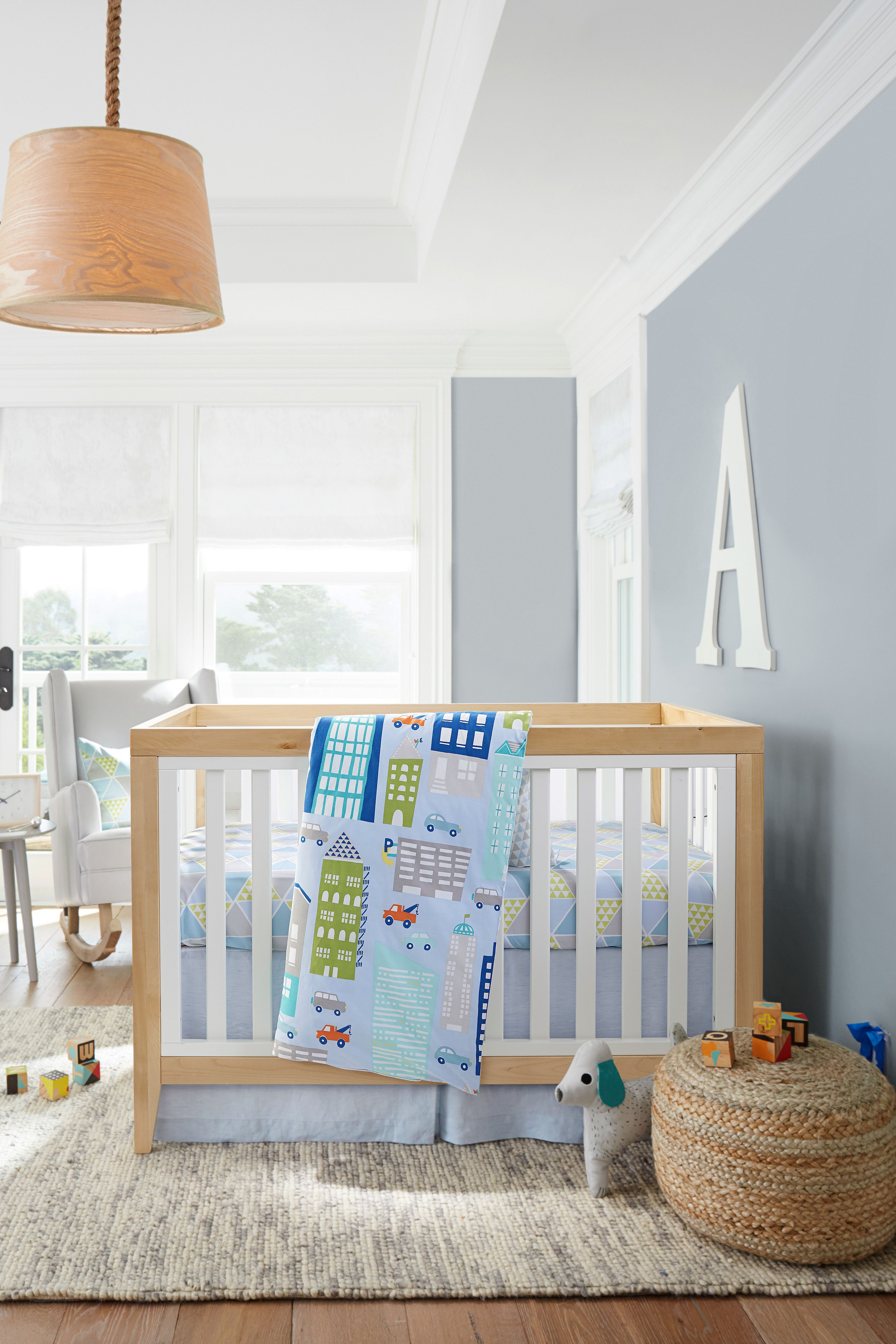 Baby Boy Bedroom Ideas: There's Always Room To Dream! Designing A Nursery Is A Big