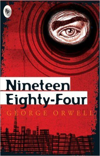 who is the author of the book nineteen eighty four