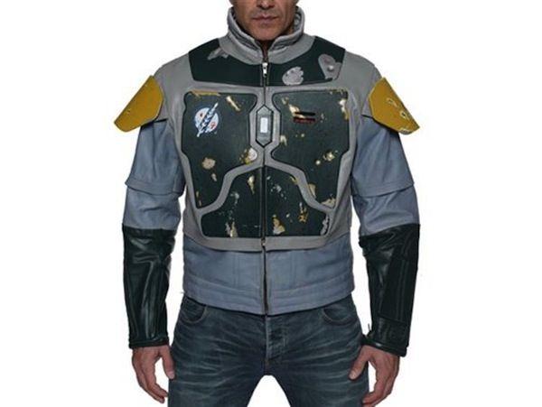 Boba Fett Leather Motorcycle Jacket Is Now Available For Pre Order Cosplay Street Jacket Boba Fett Star Wars Boba Fett